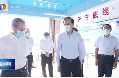 中央政治局委员、重庆市委书记陈敏尔: 巨科这种循环经济发展方式很有意义!